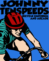 Johnny Tenspeed's Bicycle Emporium