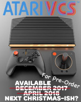The New Atari VCS!